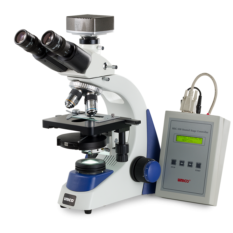 Heated Stage Microscope