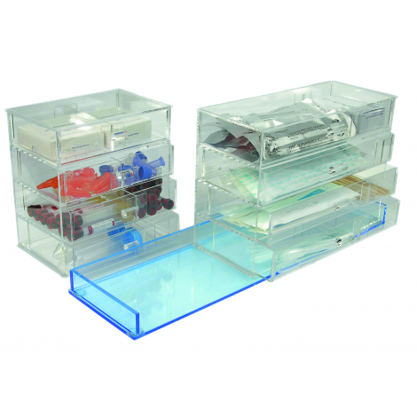4-Drawer Organizer Set